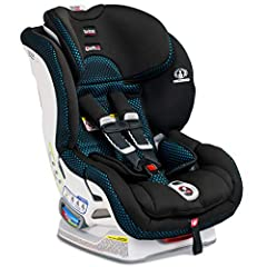 The Boulevard ClickTight Convertible Car Seat with Cool Flow features an innovative fabric and provides stylish safety. At Britax, we're making safety cool your child will enjoy a comfortable ride thanks to our Cool Flow technology. The venti...
