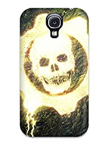 Pamela Sarich's Shop Hot Fashion Protective Gears Of War Skull Case Cover For Galaxy S4