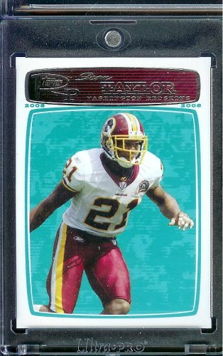 2008 Topps Rookie Progression # 103 Sean Taylor - Washington Redskins - NFL Football Trading (Washington Redskins Nfl Trading Cards)