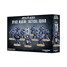 Warhammer 40K: Space Marines - Tactical Squad