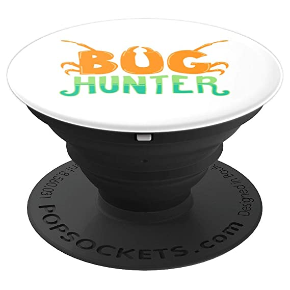 Amazon com: Bug Hunter Insect gifts - PopSockets Grip and