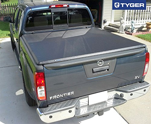 Best Tyger Auto Tg Bc3n1028 Tri Fold Truck Bed Tonneau