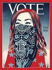 Time Magazine ( November 2 / 9 , 2020 ) - VOTE