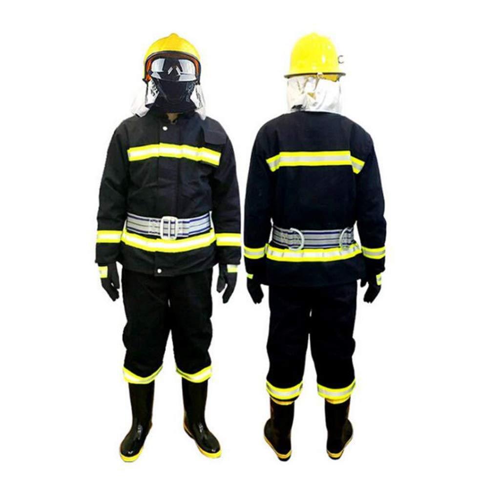 HZTWS Traje de ropa protectora, ignífugo, resistente a altas ...