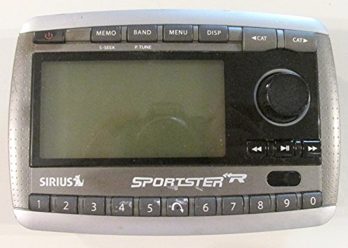 SIRIUS Sportster Replay SP-R2R Receiver