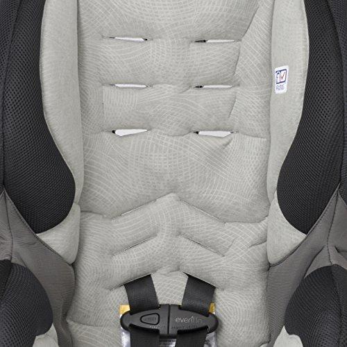 032884185924 - Evenflo SureRide DLX Convertible Car Seat, Paxton carousel main 4
