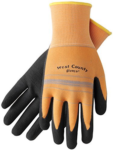 (Safety Works 030A/XS West County Grip, X-Small, Apricot/Slate Stripe)