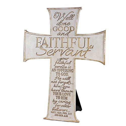 Lighthouse Christian Products Faithful Servant