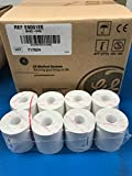 Thermal Paper for GE Healthcare EKG / ECG (Pt# 9402-046) 50 Millimeters Case of 48 rolls GE OEM by GE Medical Systems