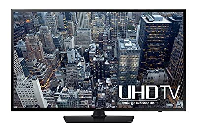 Samsung UN43JU640D 43-Inch 4K Ultra HD Smart LED TV (Certified Refurbished)