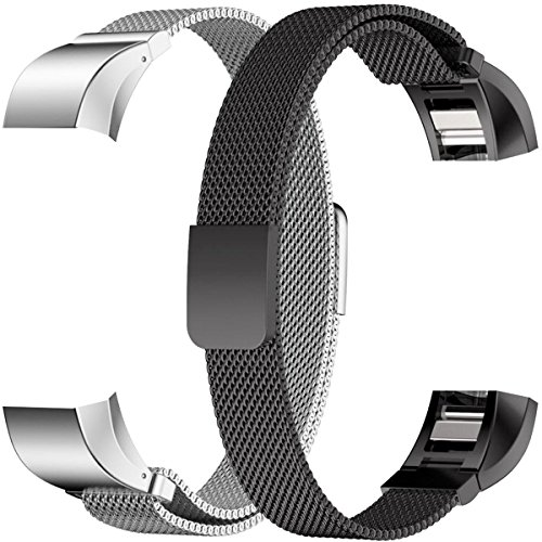 Fitbit Humenn Replacement Milanese Stainless
