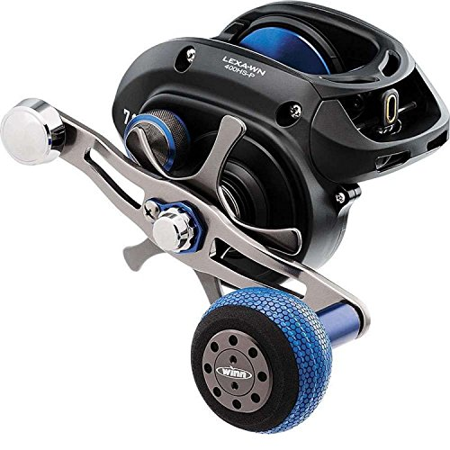Used, Daiwa LEXA TYPE-WN 7.1:1 Baitcast Right Hand Power for sale  Delivered anywhere in USA