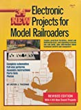 34 New Electronic Projects for Model Railroaders, Peter J. Thorne, 0890240396