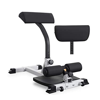 Amazon.com : adjustable benches sports fitness roman chair abs