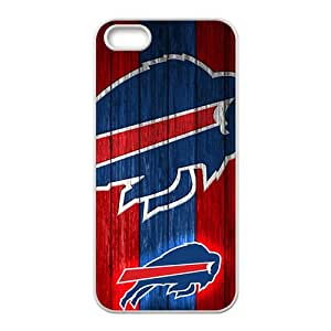 Buffalo Bills Fashion Comstom Plastic case cover For Iphone 5s