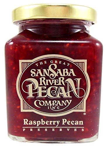 Raspberry Pecan Preserves - 11 oz.