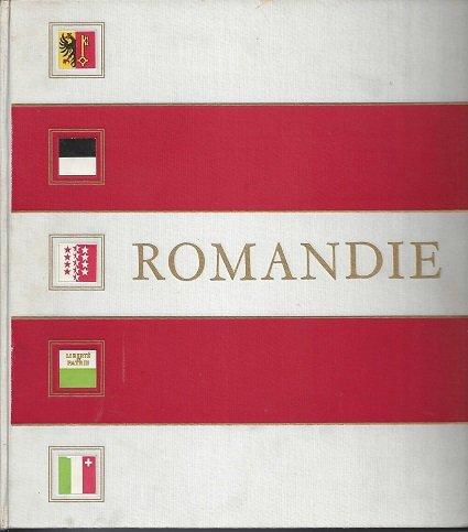 Romandie, Welschland-Buch, French Switzerland