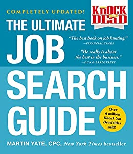 Knock Dead Ultimate Search Guide ebook product image