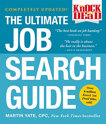 Knock 'em Dead: The Ultimate Job Search Guide cover