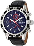 Carlo Monti Men's CM103-132 Monza Chronograph Watch, Watch Central
