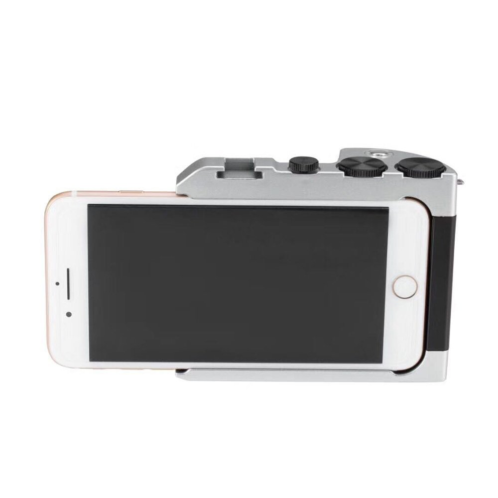 b3c5dbf0ed5410 Amazon.com: CATCLAW iPhone DSLR Transformer, iPhone Shooting Controller for  iPhone 6, 6S, 7 Smart Phone, iOS 9.0 or Above: Beauty
