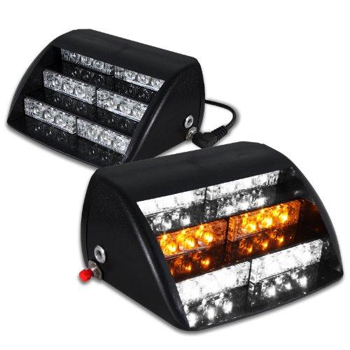 12 volt low profile strobe light - 6