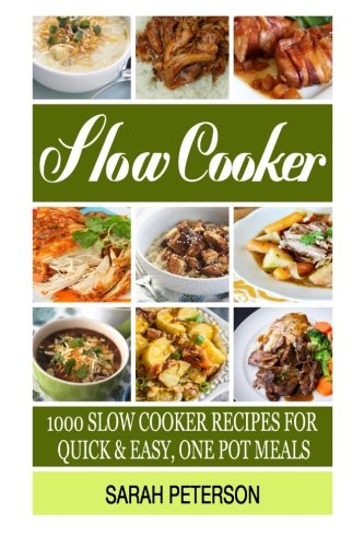 1000 slow cooker recipes - 4