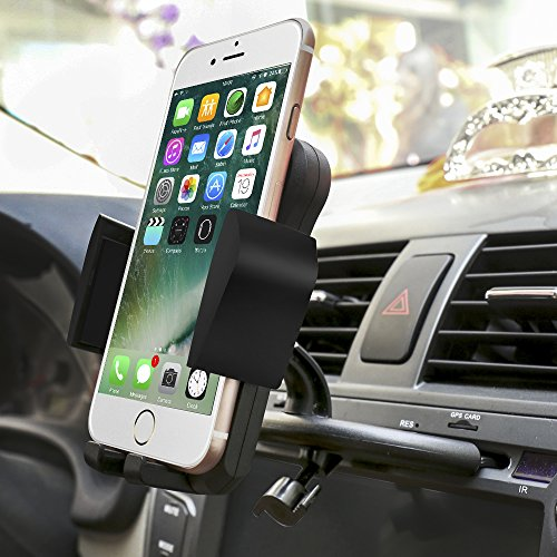 Car Mount, Patea Universal Car Phone Holder Quick Release Bu