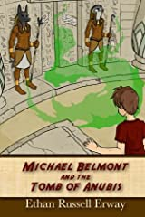 Michael Belmont and the Tomb of Anubis Paperback