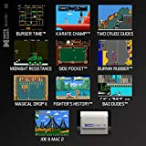 Evercade Premium Pack Includes 3 Cartridges