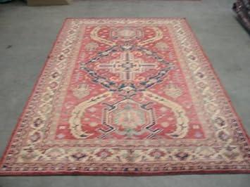 Teppich Cazak Aus Pakistan Rechteck 308 X 198 Cm Amazon De Kuche