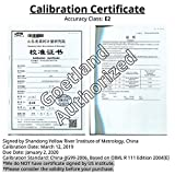 Goetland 304 Stainless Steel Class F1 Calibration