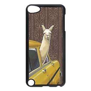 Hjqi - Custom Alpaca Phone Case, Alpaca Customized Case for iPod Touch 5