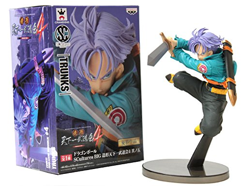 Banpresto Dragon Ball Z Scultures Figure 49090 4