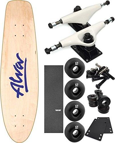 【即納】 Alvaスケートボード1977 Complete Twilight Old Old Schoolスケートボード7.75