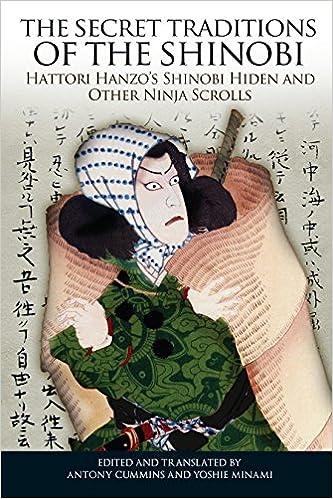 The Secret Traditions of the Shinobi: Hattori Hanzos ...