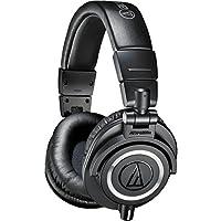 Audio-Technica ATH-M50x Professional Studio Monitor...