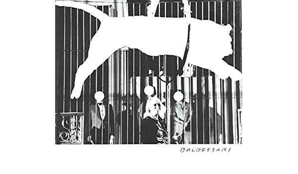 John Baldessari-Tiger with No Stripes-2017 Poster