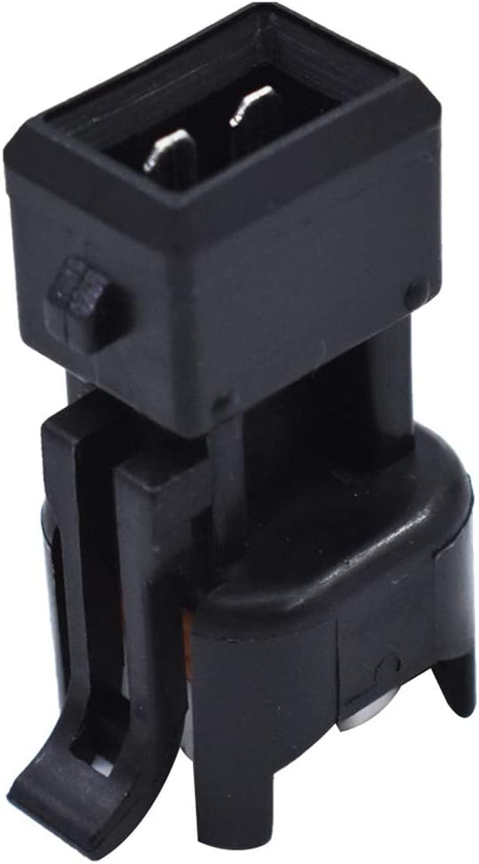 WFLNHB 8 pcs Fuel Injector Connector Adapter fit for LS1 EV1 to EV6 EV14 USCAR LS2 LS3 LSX LT1