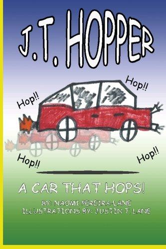 Download J.T. Hopper: A Car That Hops! PDF
