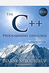 The C++ Programming Language, 4th Edition Paperback