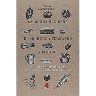 La cocina mexicana de Socorro y Fernando del Paso book jacket