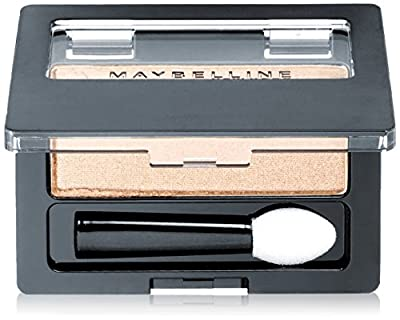 Maybelline New York Expert Wear Eyeshadow, Champagne Fizz, Singles, 0.09 Ounce