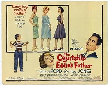 El cortejo del papá de Eddie 27 x 40 C Póster de película - 69 ...