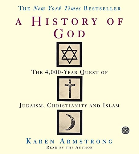 The History of God CD: The 4,000 Year Quest by HarperAudio