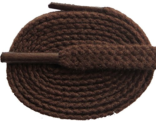 Lace Dessert - Replacement Laces For Clarks Desert Boots (Brown)