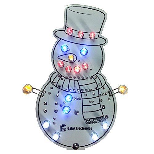 Led Snowman Light Kit in US - 6