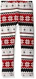 Gymboree Toddler Girls' Printed Ankle-Length Cozy Legging, Multi, S offers