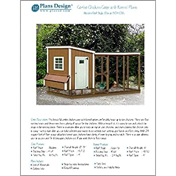 How To Build A Modern Chicken Coop With Lean To Kennel