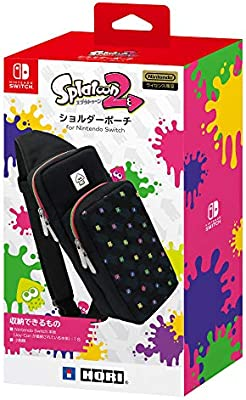 Hori Nintendo Licensed Product Splatoon 2 Backpack Shoulder Pouch ...